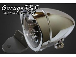 ガレージT&F 4.5インチロケットライト&ライトス...