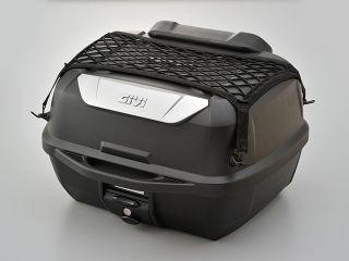 GIVI E43NTL-ADV モノロックケース(未塗装ブラッ...