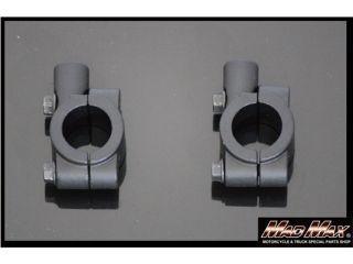 MADMAX ハンドル ミラークランプ 10MM