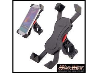 MADMAX バイク、自転車用 携帯ホルダー TYPE2 ダ...