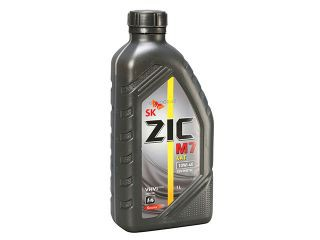 ZIC SK ZIC M7 4AT 10W40 1L JASO MB API SL