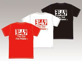YOSHIMURA JAPAN ドライチームTシャツ カラー:...