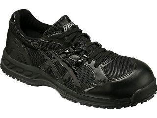 ASICS 安全靴 ウィンジョブ 33L カラー:ブラック...