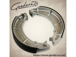 GOODS ブレーキシューC/W650/W400/250TR/ESTRELLA...