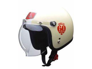 Honda Cub ヘルメット(アイボリー) サイズ:フ...
