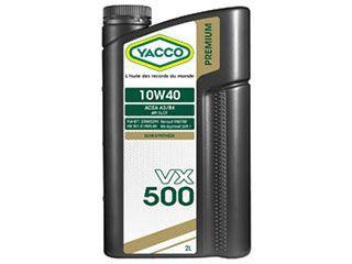 YACCO ヤッコー エンジンオイル VX-500 10W-40 2L...