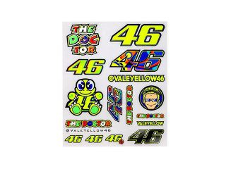 VR46 VR46 BIG STICKERS