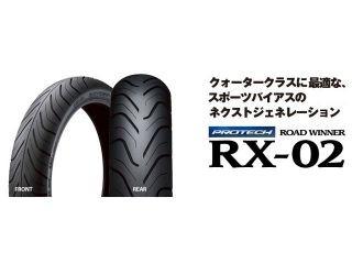 IRC ROAD WINNER RX-02 100/80-17 M/C 52H TL フ...