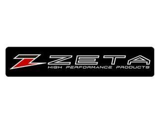 ジータ ZETA ロゴステッカー サイズ:15cm×3cm