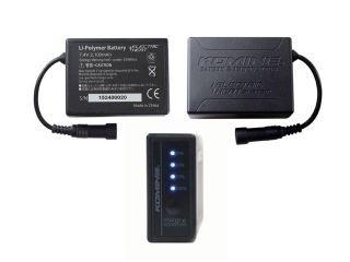 KOMINE GK-807 7.4V 電熱グローブ用セット(ブラ...