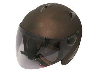 ダムトラ ダムトラックス ジェットヘルメット BIR...