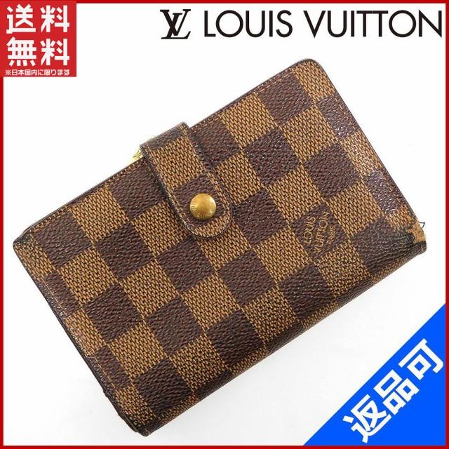 ルイヴィトン 財布 LOUIS VUITTON 二つ折り財布 ...