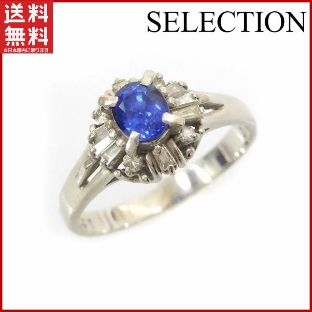 セレクション 指輪 SELECTION 指輪 サファイア ...