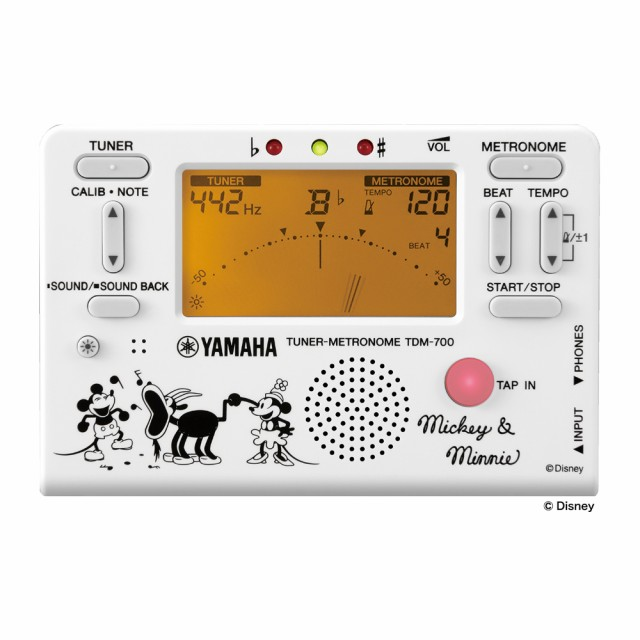 YAMAHA TDM-700DMN5 ディズニー ミッキー&ミニー...