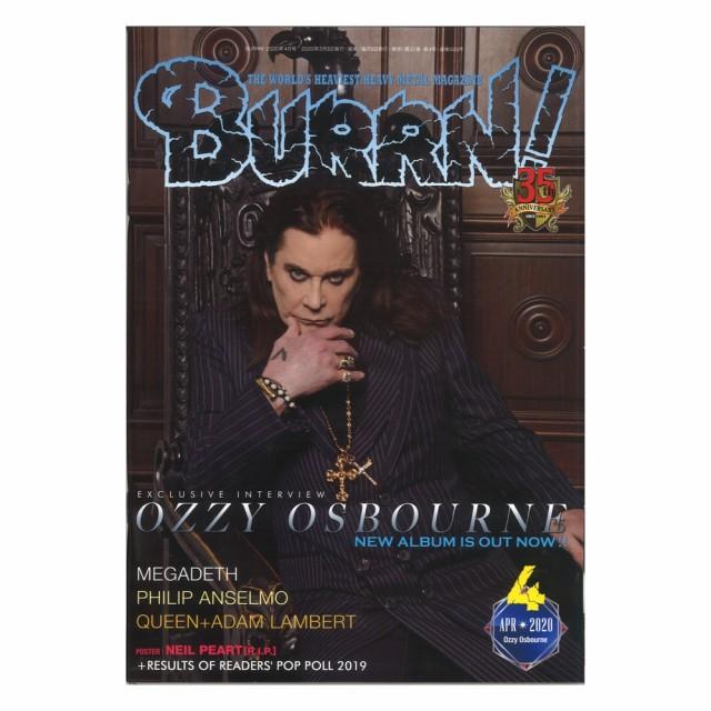 BURRN! 2020年4月号 シンコーミュージック