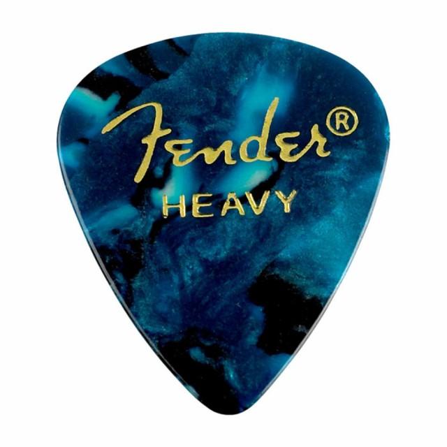 Fender 351 Shape Ocean Turquoise Heavy ギター...