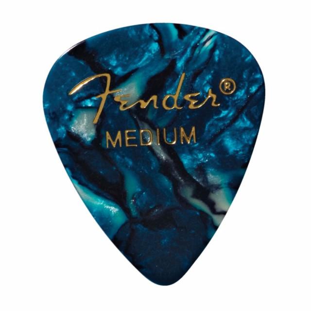 Fender 351 Shape Ocean Turquoise Medium ギター...