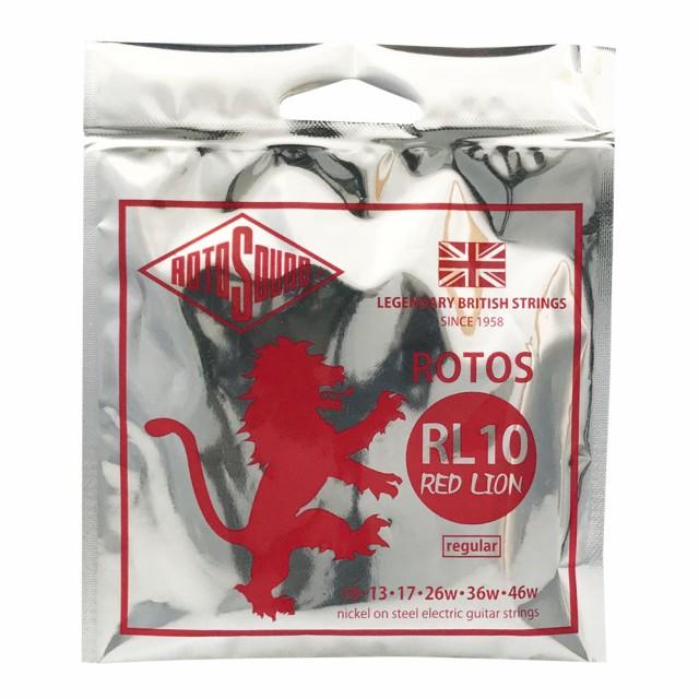 ROTOSOUND ROT-RL10 RED LION RL10 10-46 エレキ...