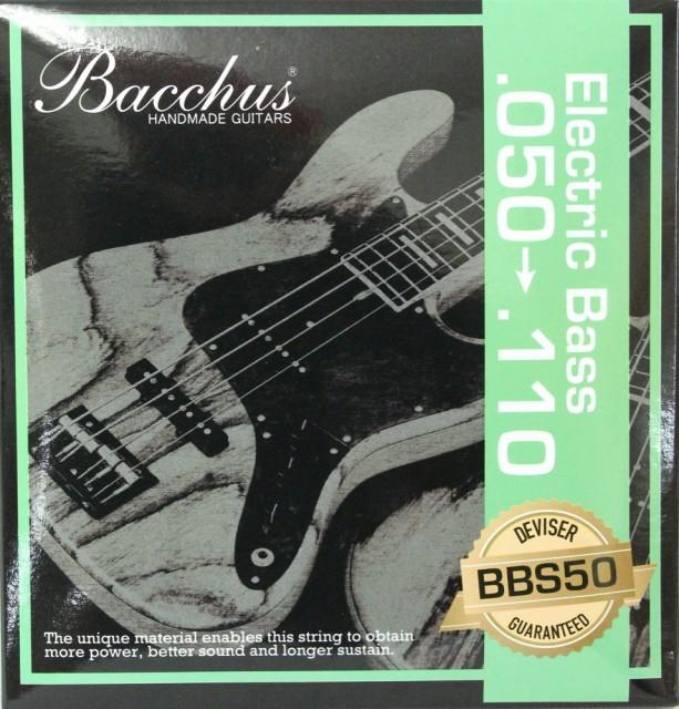 BACCHUS EB Strings BBS50 50-110 エレキベース弦...
