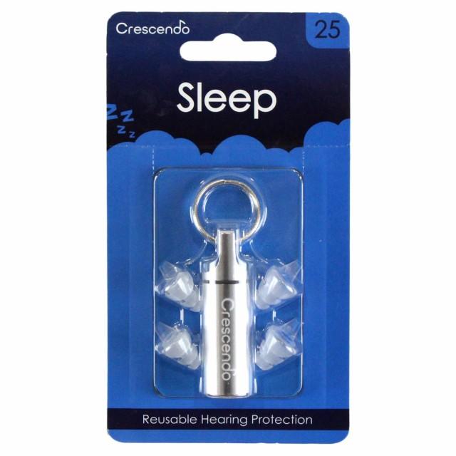 Crescendo Sleep イヤープロテクター 耳栓