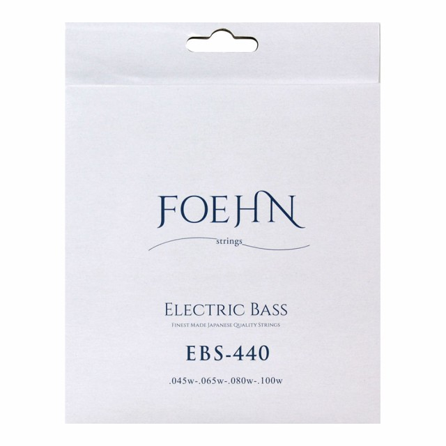 FOEHN EBS-440 Electric Bass Strings Regular Li...