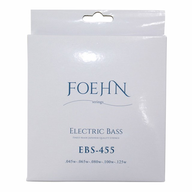 FOEHN EBS-455 Electric Bass Strings Regular Li...