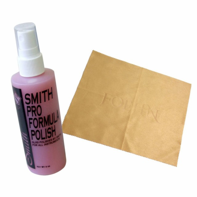 Ken Smith Pro Formula Polish 楽器用ポリッシュ ...