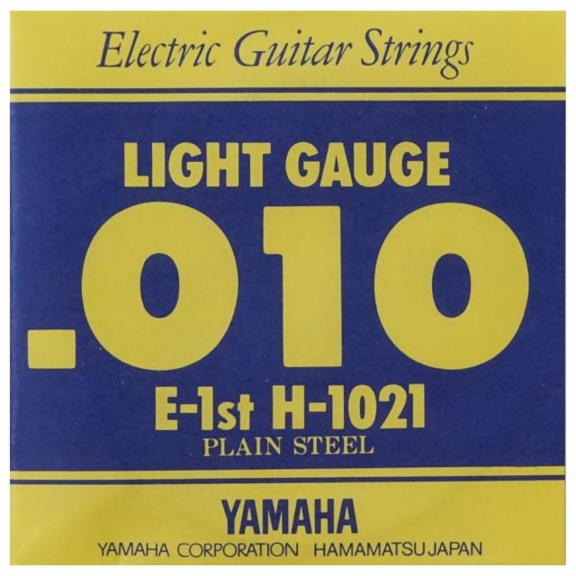 YAMAHA H1021 エレキギター用 バラ弦 1弦×6本