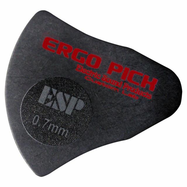 ESP ERGO PICK 07 ギターピック×2枚