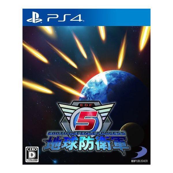 【中古】(PS4) 地球防衛軍5 (管理:405700)