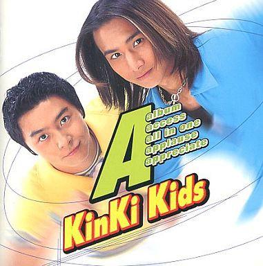 (中古)A-album  KinKi Kids; 吉田みなを; 相田毅;...