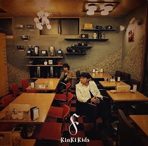 (中古)F album (通常盤)  KinKi Kids; YO-KING; ...