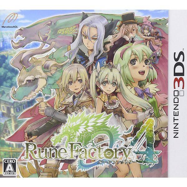 【中古】(3DS) ルーンファクトリー4 (特典なし)  ...