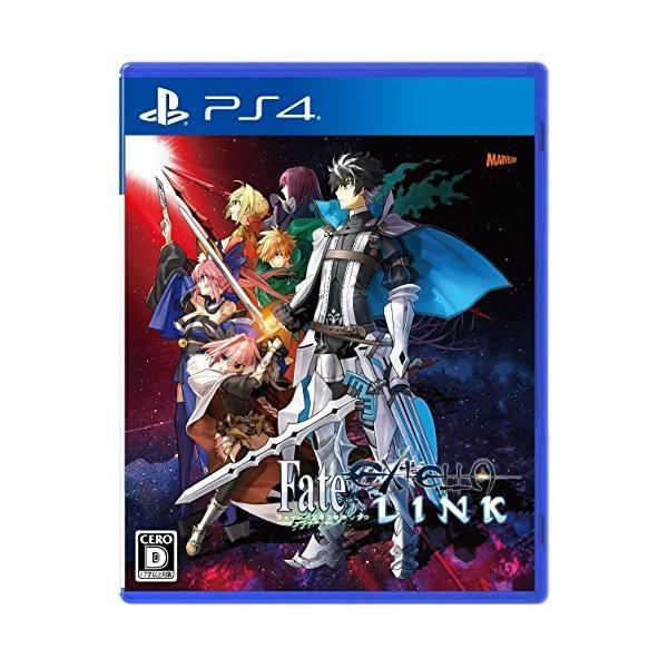 (中古)(PS4) Fate/EXTELLA LINK (管理番号:405870...