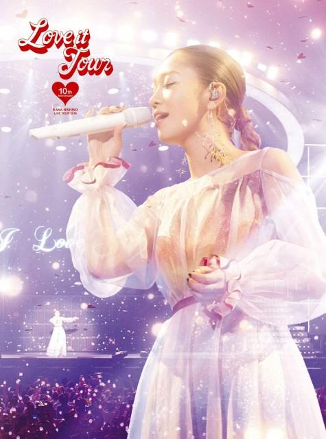 (中古)西野カナ/LOVE it Tour 10th Anniversary (...