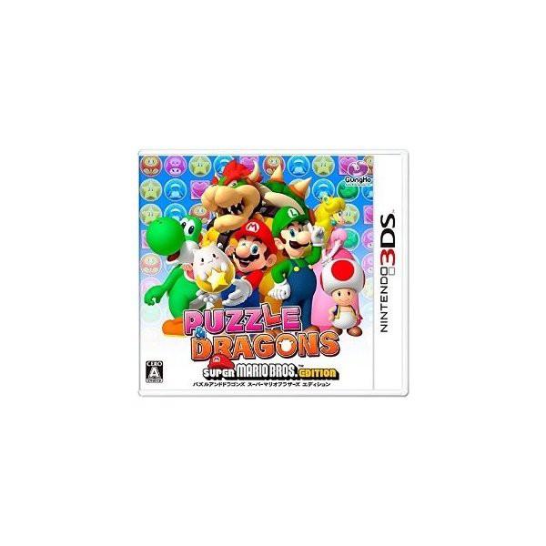 【中古】(3DS) パズル&ドラゴンズ スーパーマリオ...