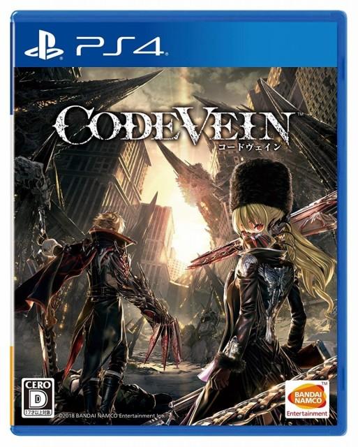 (中古)(PS4)CODE VEIN 通常版(管理:406389)