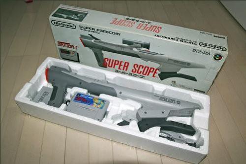 【中古】(SFC) スーパースコープ セット (ソフト...