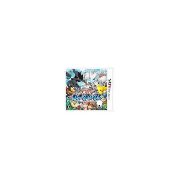 【中古】(3DS) スーパーポケモンスクランブル  (...