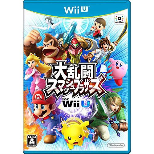 【中古】(Wii U)大乱闘スマッシュブラザーズ for ...