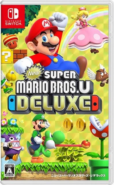 (中古)(Switch) New スーパーマリオブラザーズ U ...