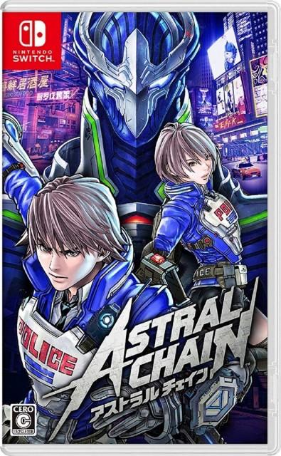 (中古)(Switch)ASTRAL CHAIN(アストラル チェイン...