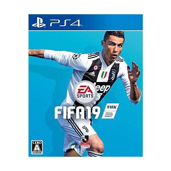(中古)(PS4) FIFA 19 (管理番号:405996)