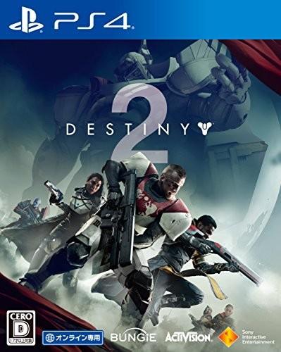 【中古】(PS4)Destiny 2 (管理:405604)