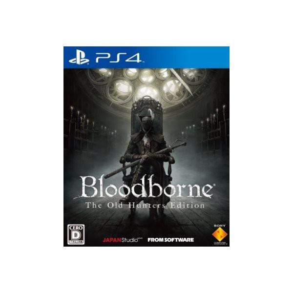 【中古】(PS4)bloodborne the old hunters editio...