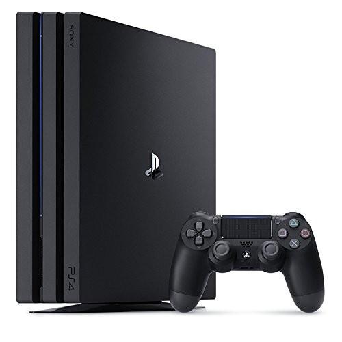 【中古】(PS4)PlayStation 4 Pro ジェット・ブラ...