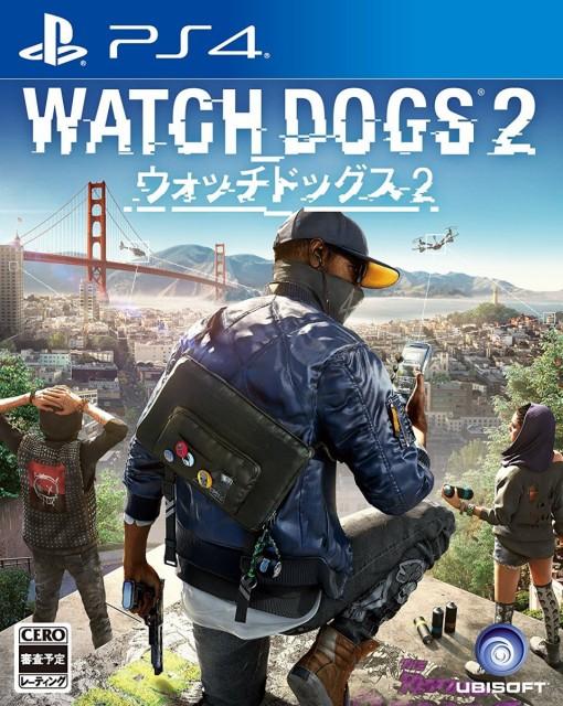 【中古】(PS4)ウォッチドッグス2 (管理:405404)