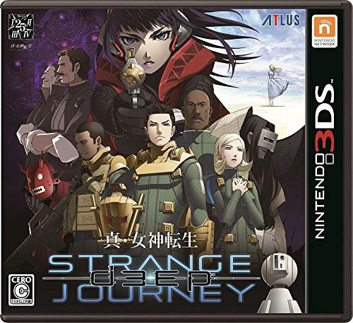 【中古】【3DS】真・女神転生 DEEP STRANGE JOURN...