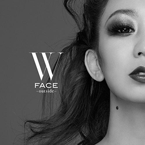 【中古】W FACE〜outside〜(DVD付) / 倖田來未 ...