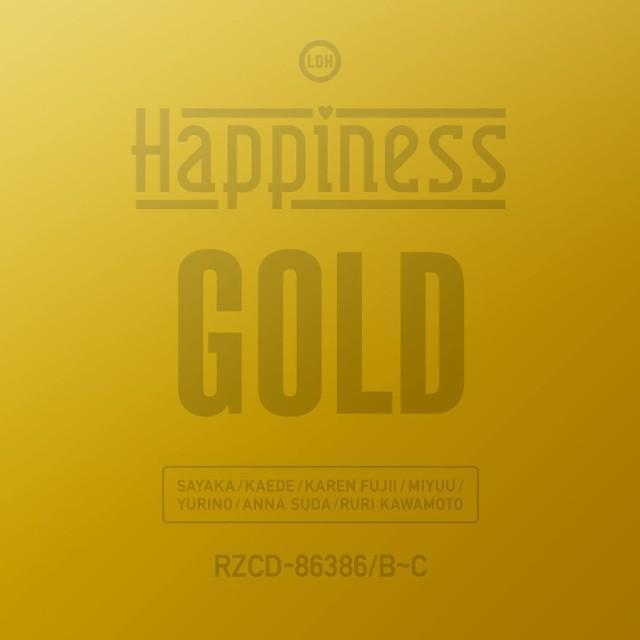 (中古)(CD+2DVD)GOLD 初回生産限定盤 /Happines...